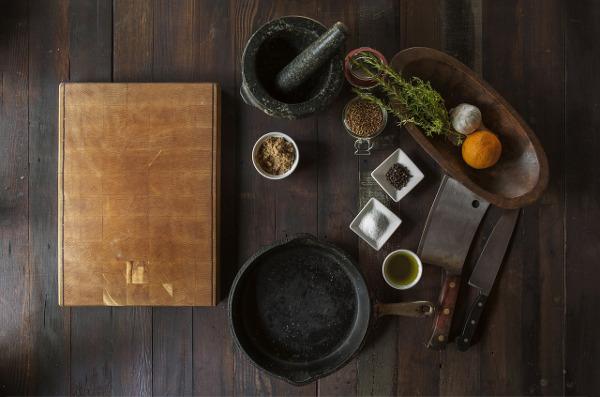 przyprawy w kuchni